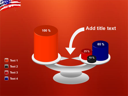 Torn Flag PowerPoint Template Slide 10