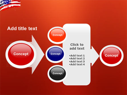 Torn Flag PowerPoint Template Slide 17