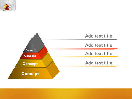 Missing Part Completing PowerPoint Template Slide 12