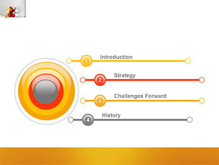 Missing Part Completing PowerPoint Template Slide 3