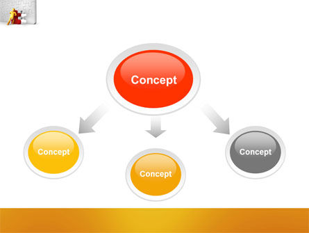 Missing Part Completing PowerPoint Template Slide 4