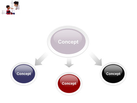 Paediatrist PowerPoint Template, Slide 4, 03835, Medical — PoweredTemplate.com