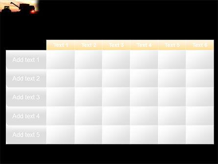 Combine Harvester PowerPoint Template Slide 15