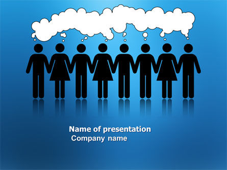 Mental Area PowerPoint Template