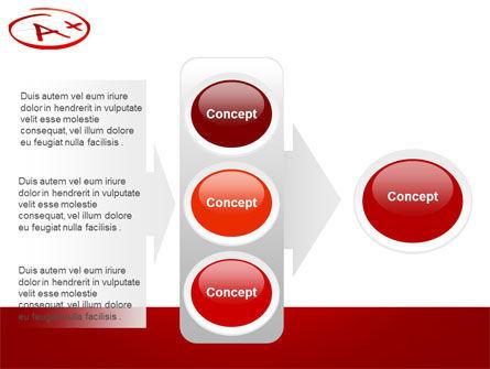 Excellent Grade PowerPoint Template Slide 11