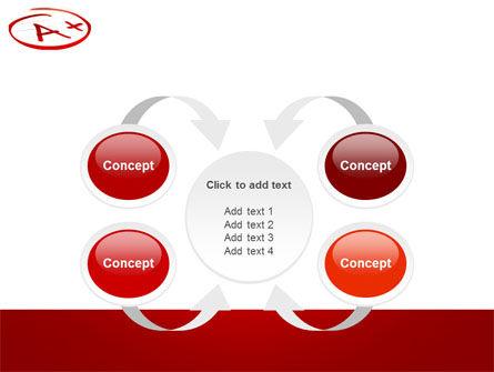 Excellent Grade PowerPoint Template Slide 6