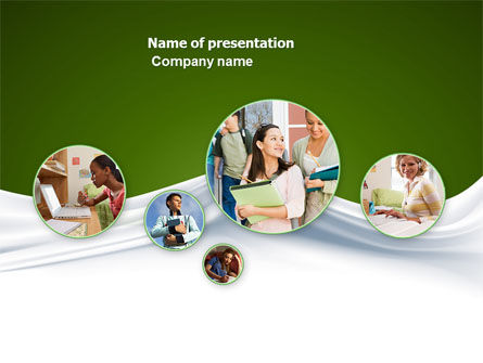 Hard Learning PowerPoint Template