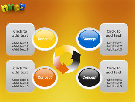 Team PowerPoint Template Slide 10
