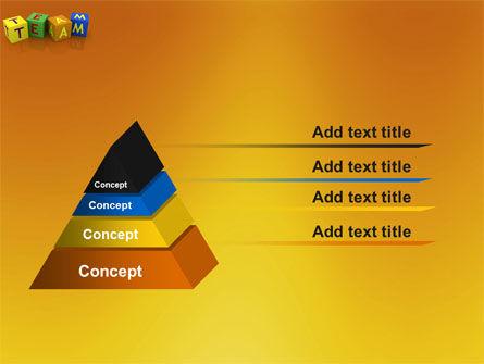 Team PowerPoint Template Slide 13
