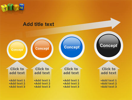 Team PowerPoint Template Slide 14