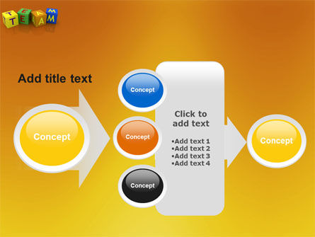 Team PowerPoint Template Slide 18