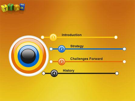 Team PowerPoint Template, Slide 4, 03855, Business Concepts — PoweredTemplate.com
