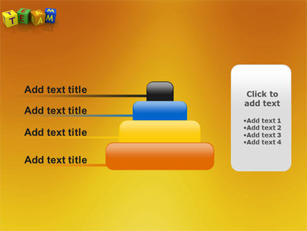 Team PowerPoint Template Slide 9