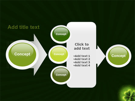 Clover Theme PowerPoint Template Slide 17