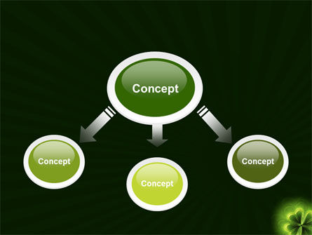 Clover Theme PowerPoint Template Slide 4
