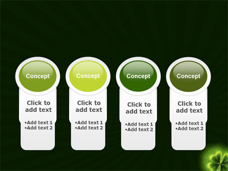 Clover Theme PowerPoint Template Slide 5