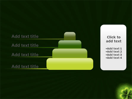 Clover Theme PowerPoint Template Slide 8