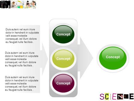 Science in School PowerPoint Template Slide 11