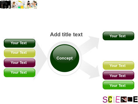 Science in School PowerPoint Template Slide 14