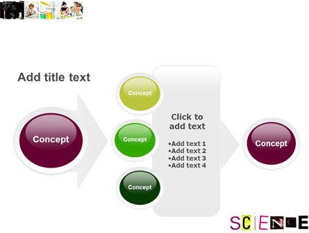 Science in School PowerPoint Template Slide 17