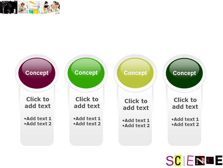 Science in School PowerPoint Template Slide 5