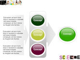 Science in School PowerPoint Template#11