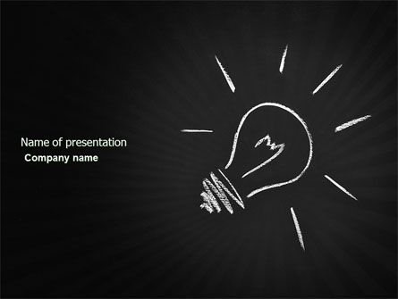 Brilliant Idea PowerPoint Template