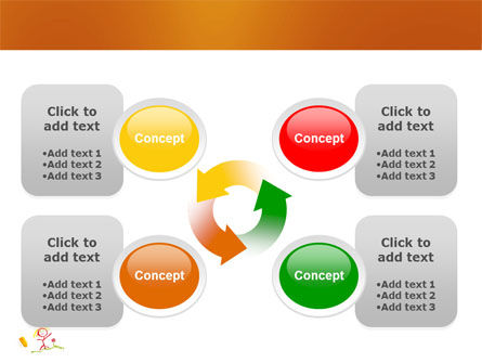 Drawing Chalk PowerPoint Template Slide 10
