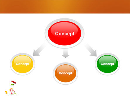 Drawing Chalk PowerPoint Template Slide 5