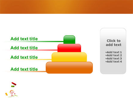 Drawing Chalk PowerPoint Template Slide 9