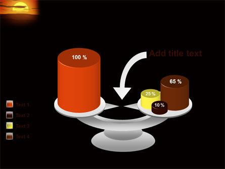 Sunset PowerPoint Template Slide 10