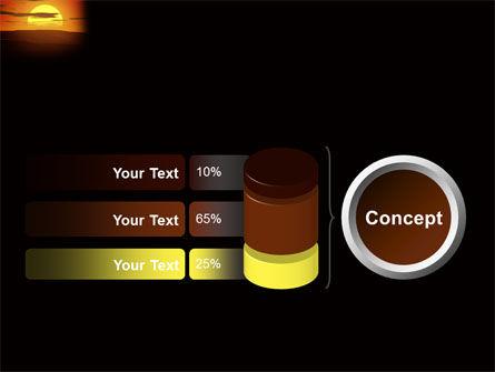Sunset PowerPoint Template Slide 11