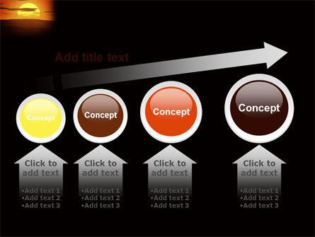 Sunset PowerPoint Template Slide 13