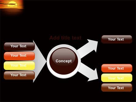 Sunset PowerPoint Template Slide 14