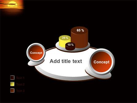 Sunset PowerPoint Template Slide 16