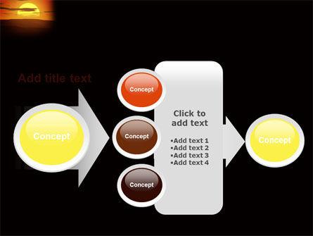 Sunset PowerPoint Template Slide 17