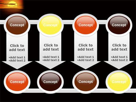 Sunset PowerPoint Template Slide 18