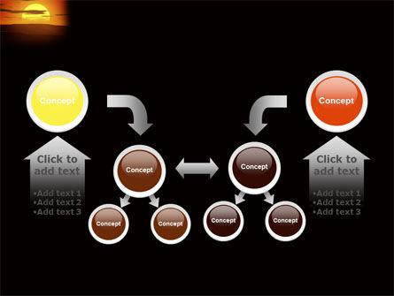 Sunset PowerPoint Template Slide 19