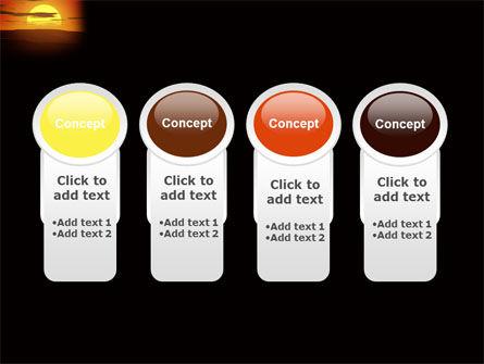 Sunset PowerPoint Template Slide 5