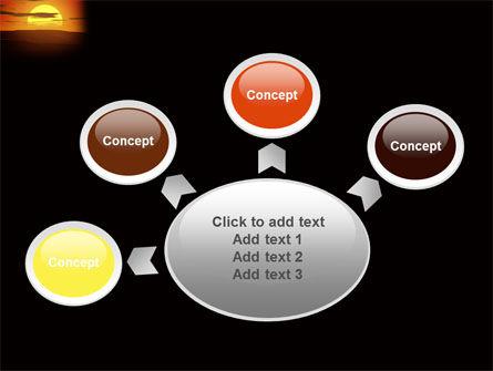 Sunset PowerPoint Template Slide 7