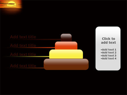 Sunset PowerPoint Template Slide 8