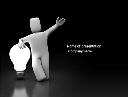 Nature & Environment: Resolution PowerPoint Template #03872