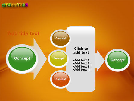 Visual Education PowerPoint Template Slide 17
