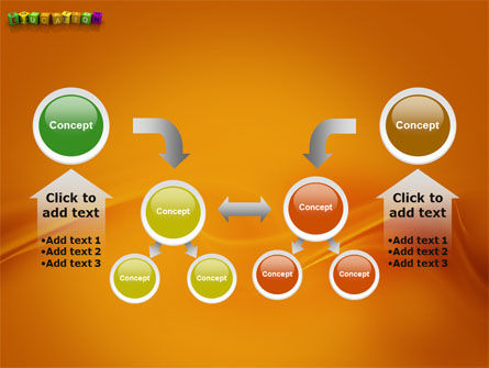 Visual Education PowerPoint Template Slide 19