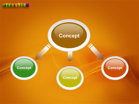 Visual Education PowerPoint Template, Slide 4, 03875, Education & Training — PoweredTemplate.com