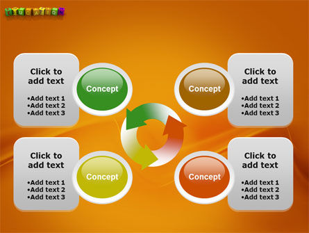 Visual Education PowerPoint Template Slide 9
