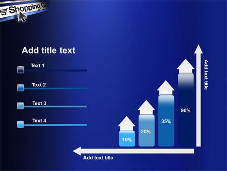 e-Shopping Cart PowerPoint Template Slide 8