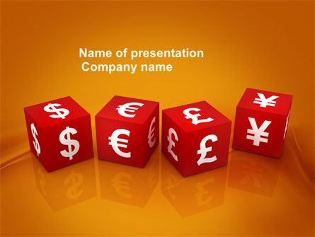 World Currency PowerPoint Template