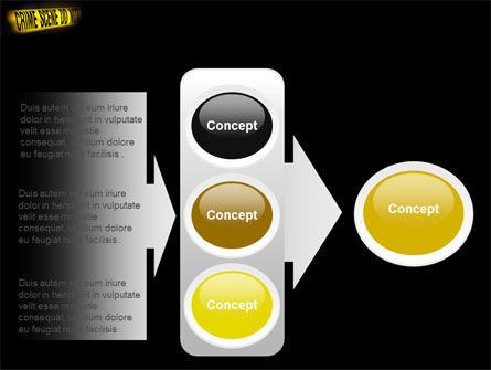 Crime Scene PowerPoint Template Slide 11