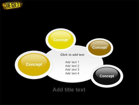 Crime Scene PowerPoint Template Slide 16